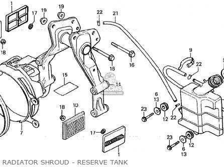 Honda CX500C CUSTOM 1981 (B) ENGLAND parts lists and