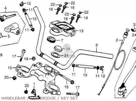 Honda CX500D DELUXE 1979 (Z) USA parts lists and schematics