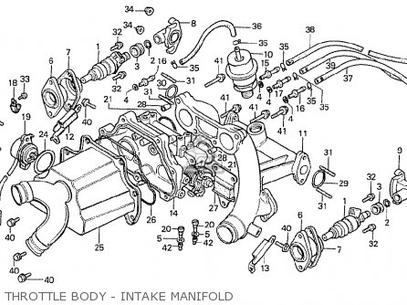 Honda Cx500t Turbo 1982 (c) England parts list partsmanual