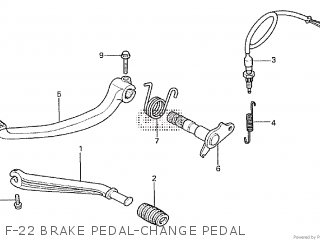 Honda CX500TC 1982 (C) parts lists and schematics