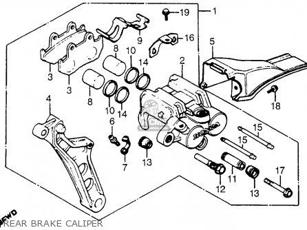 Honda Cx650 Turbo Honda XR Series Wiring Diagram ~ Odicis