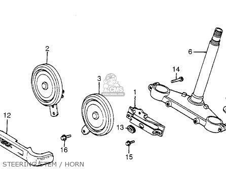 Honda Cx 500 Turbo Honda CB650 Wiring Diagram ~ Odicis