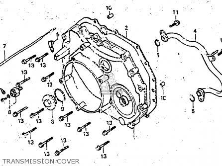 Honda CX650E 1983 (D) AUSTRIA parts lists and schematics