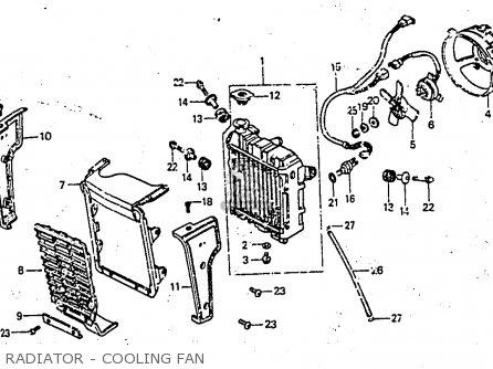 Honda Cx650e 1983 (d) Canada parts list partsmanual partsfiche