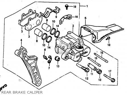 Honda Cx650e 1983 (d) Switzerland parts list partsmanual
