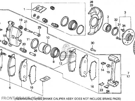 Honda DEL SOL 1995 (S) 2DR S (KA) parts lists and schematics