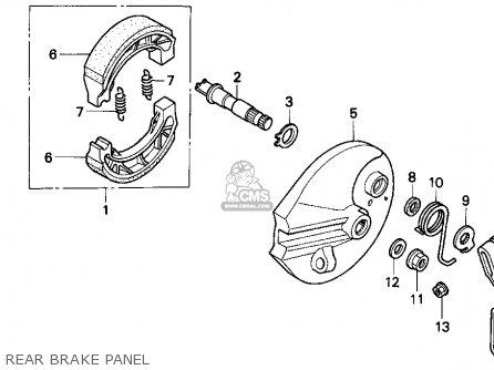 Honda EZ90 1991 (M) USA parts lists and schematics