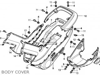 Honda Ez90 1994 Usa parts list partsmanual partsfiche