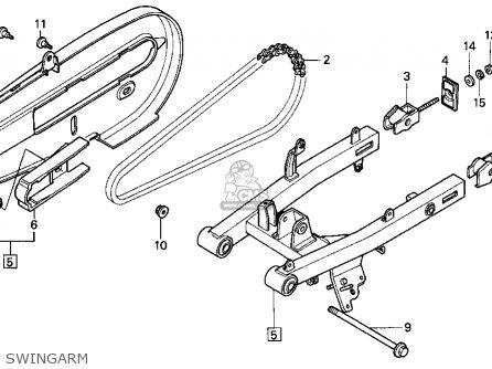 Honda EZ90 1995 (S) USA parts lists and schematics
