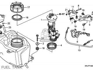 Honda FES125 2011 (B) EUROPEAN DIRECT SALES / TYPE 2 ABS