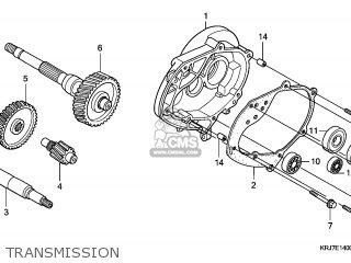 Honda FES125A 2011 EUROPEAN DIRECT SALES / TYPE 2 TBX