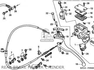 Honda FES250 FORESIGHT 1998 (W) AUSTRIA KPH parts lists