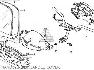 Honda FES250 FORESIGHT 1998 (W) GERMANY KPH parts lists