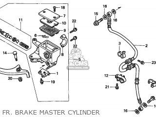 Honda FES250 FORESIGHT 1999 (X) ENGLAND MPH parts lists