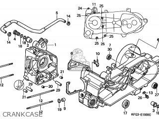 Honda Fes250 Foresight 1999 (x) European Direct Sales Kph