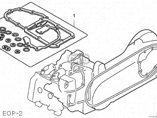 Honda FJS600A SILVER WING 2005 (5) JAPAN PF01-140 parts