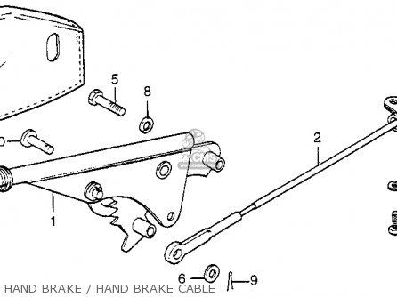 Honda Fl250 Odyssey 1978 Usa parts list partsmanual partsfiche
