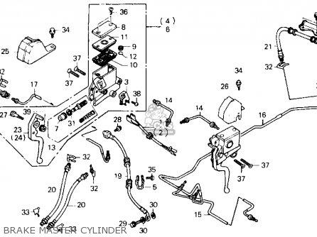 Honda FL400R PILOT 1990 (L) USA parts lists and schematics