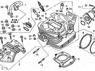 Honda FTR223 2007 (7) JAPAN MC34-150 parts lists and