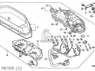 Honda FX650 VIGOR 2000 (Y) ENGLAND / MKH parts lists and