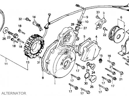 Honda Gb500 Wiring, Honda, Free Engine Image For User