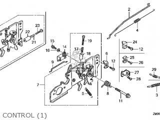 Honda GCV135\A2G4\14ZM01E4 parts lists and schematics