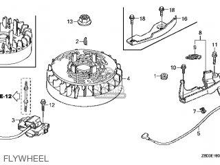 Honda GCV190LA\S3A\14Z8D702 parts lists and schematics