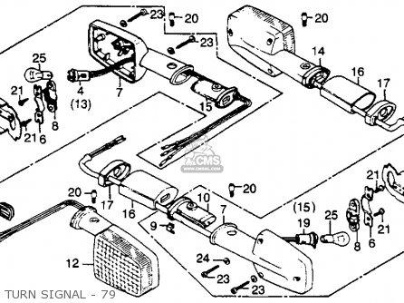 Honda Motorcycle Gl1500 Wiring Diagrams, Honda, Free