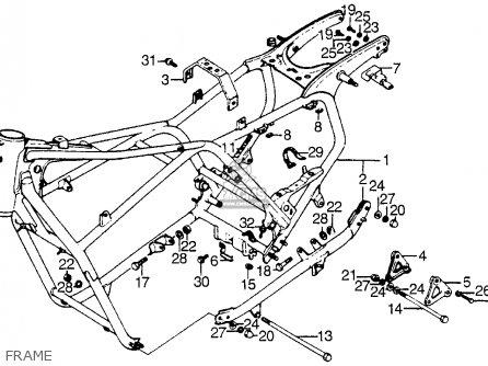 Gl1000 Carburetor Diagram CT90 Carburetor Diagram Wiring