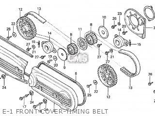 Honda GL1100 1981 (B) CANADA parts lists and schematics
