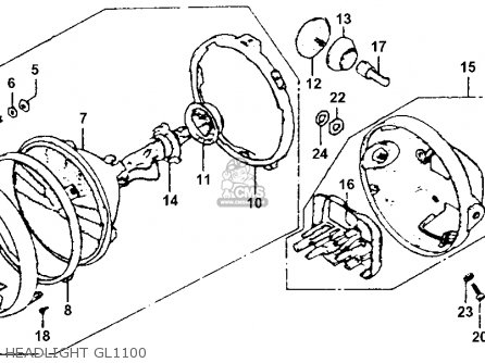 1981 honda cb750 custom wiring diagram 6 pin trailer connector 81 carb kit - and fuse box