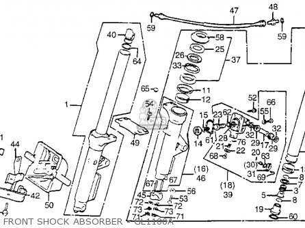 Gl1100 Wiring Schematic Free Image About Diagram, Gl1100