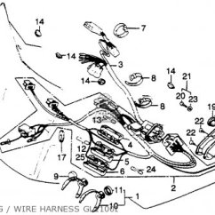 Goldwing Gl1800 Wiring Diagram Jeep Cherokee Diagrams 1985 Honda 1200a We Instruct 1984