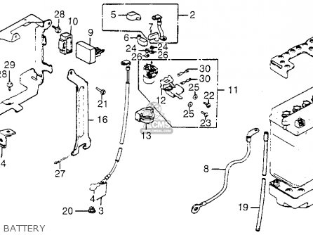 Honda Goldwing 1200 Engine Honda VFR 1200 Engine Wiring