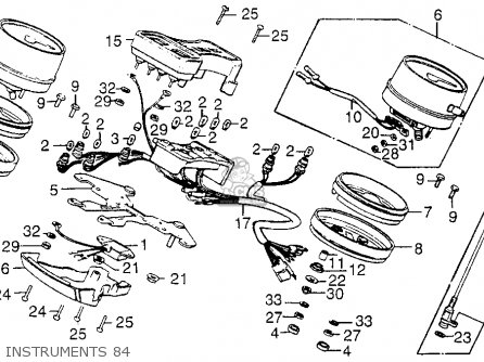 1984 gl1200 aspencade wiring diagram