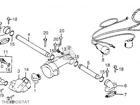 Honda Goldwing Wiring Diagram Honda Goldwing Stereo