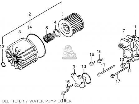 honda goldwing 1200 wiring diagram boiler with zone valves gl1200 1984 (e) usa parts list partsmanual partsfiche