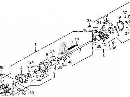1984 Goldwing Wiring Diagram Crf450r Wiring Diagram Wiring