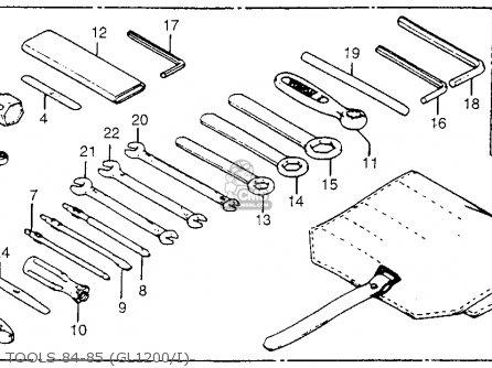 Honda Gl1200 Wiring Diagram 1980 Goldwing Wiring-Diagram