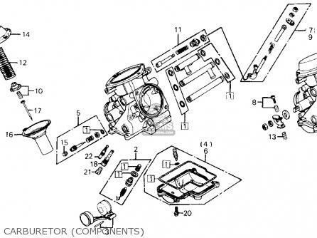 1984 Honda Goldwing Tach Sensor Locations Light Up My