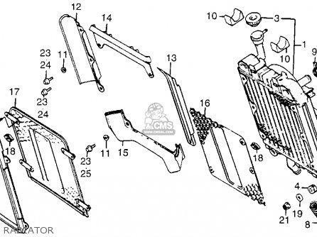 Honda Gold Wing Motorcycle Wiring Diagrams Honda Chopper
