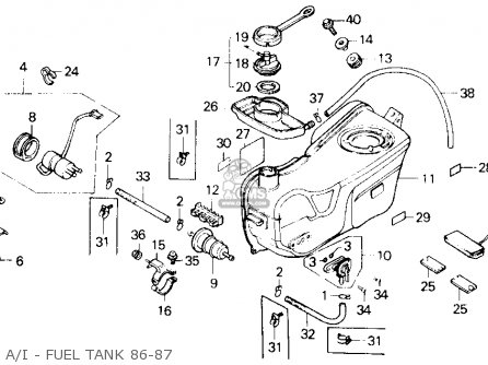 1986 Honda Goldwing Aspencade Wiring Diagram 1986 Yamaha