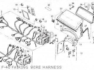 Honda GL1200D GOLDWING 1986 (G) parts lists and schematics