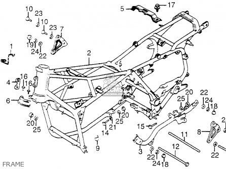 Honda Gl1200a Gold Wing Aspencade 1985 Usa Saddlebag 84 85