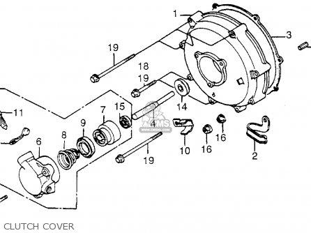 Honda Gl1200i Goldwing Interstate 1985 (f) Usa California