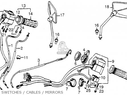 1985 Honda Goldwing Aspencade 1200 Wiring Diagram Honda