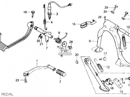 Harley Wiring Diagram 1984. Harley. Wiring Diagram