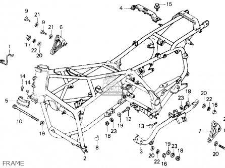 Honda GL1200I GOLDWING INTERSTATE 1987 (H) USA CALIFORNIA