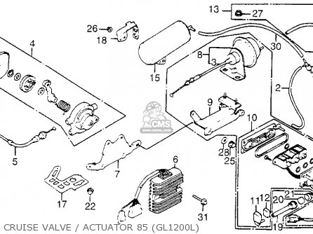 Honda Goldwing 1200 Gl Engine Diagram, Honda, Get Free