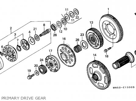 Honda GL1500 GOLDWING 1988 (J) EUROPEAN DIRECT SALES / KPH